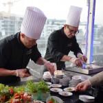 Atelier culinaire Saint-Jacques