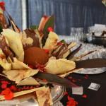 Composition tout chocolat