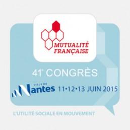 41ème congrès de la Mutualité Française - La Beaujoire à Nantes